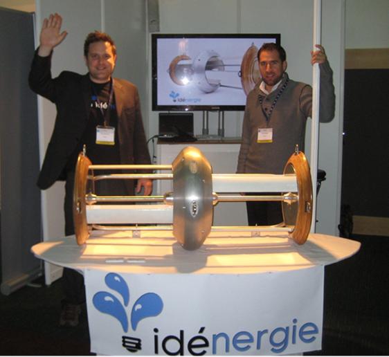 Kiosk-Idénergie-ICOE-2012