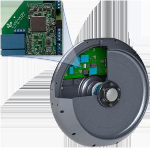 Embedded converter